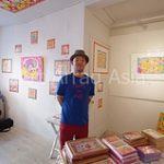 10月6日(土)~10月12日(金)前田和博 個展『きみの きみの そこのきみの 笑顔がみたいんだ。』開催!!